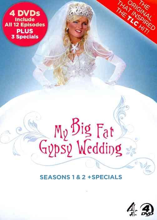 MY BIG FAT GYPSY WEDDING BY MY BIG FAT GYPSY WED (DVD)